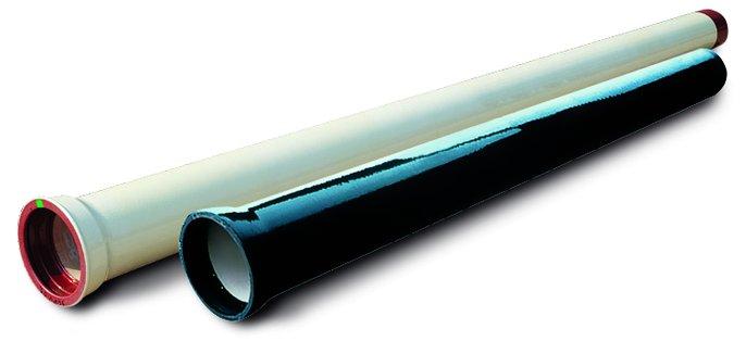 Speciální ochrany - instalace - trubky z tvárné litiny - Saint-Gobain PAM