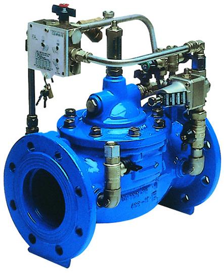 Redukční ventil automatický