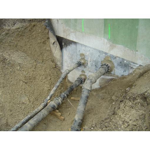 ALPINAL potrubní systém pro zasněžování-SAINT-GOBAIN PAM