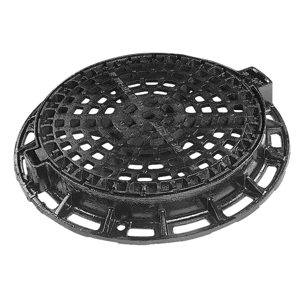 Mříž PAMREX ® 600 safety, kruhový rám, D400