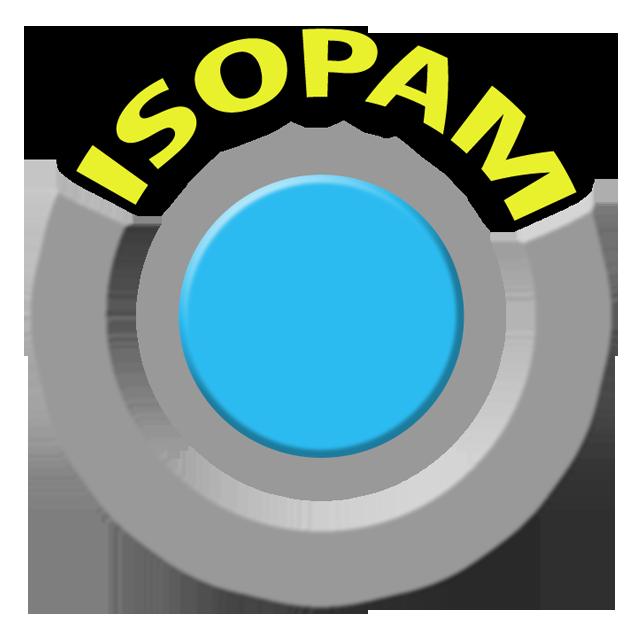 Logo řady ISOPAM