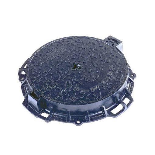 KORUM s kruhovým rámem a víkem bez ventilace