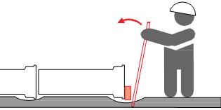 Nástroje pro montáž potrubí z tvárné litiny - Saint-Gobain PAM