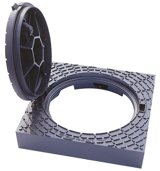 PAMREX® 600 Safety - s pravoúhlým viditelným rámem