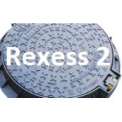 REXESS 2 poklop SAINT GOBAIN PAM