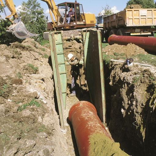 Pokládka potrubí INTEGRAL PH1