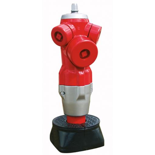 Pillar fire hydrants Atlas Plus - Saint-Gobain PAM