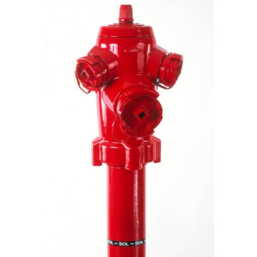 C9 PLUS pillar fire hydrant - Saint-Gobain PAM