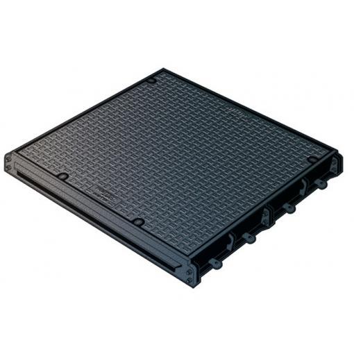 PAMETIC - voděodolný pachotěsný poklop F900