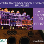 Technical Day ''TRENCHLESS'' in Belgium