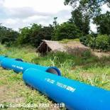Supply of NATURAL Ductile Iron Pipes