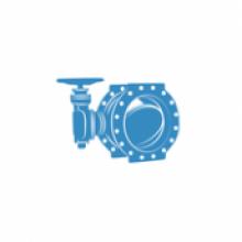 Přírubové klapky logo
