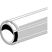 Polyetylénový obal (dodatečná ochrana)